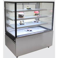 Bromic FD4T1200C 542L 4 Tier Cold Food Display 1200mm