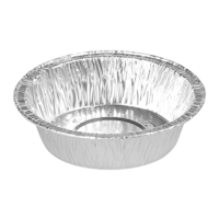 Castaway Foil Small Pie Container 250sleeve