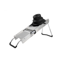 De Buyer Access Mandoline With 2 Double Sided Blades