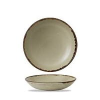 Dudson Harvest Linen Coupe Bowl 24.8cm