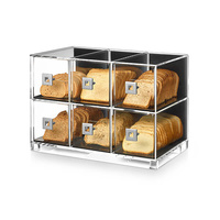Rosseto 6 Drawer Bakery Case