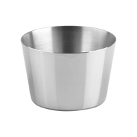 lightbox Chef Inox Pudding Mould – 75X42mm