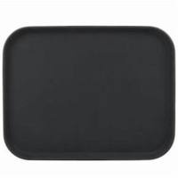 Black Tray Rectangle 350x450mm