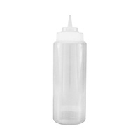 Squeeze Bottle 1LT clear