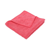 Tuf Microfibre Cloth Red