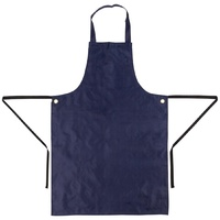 Waterproof Bib Apron - Blue