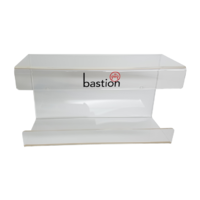 Bastion Acrylic Dispenser Bracket