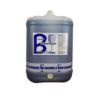 Bracton Glasswash (Blue) Concentrate (25L)
