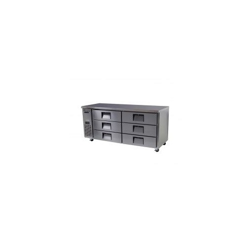 Skope BC180-CS-6RROS-E 6 Drawer Undercounter Fridge